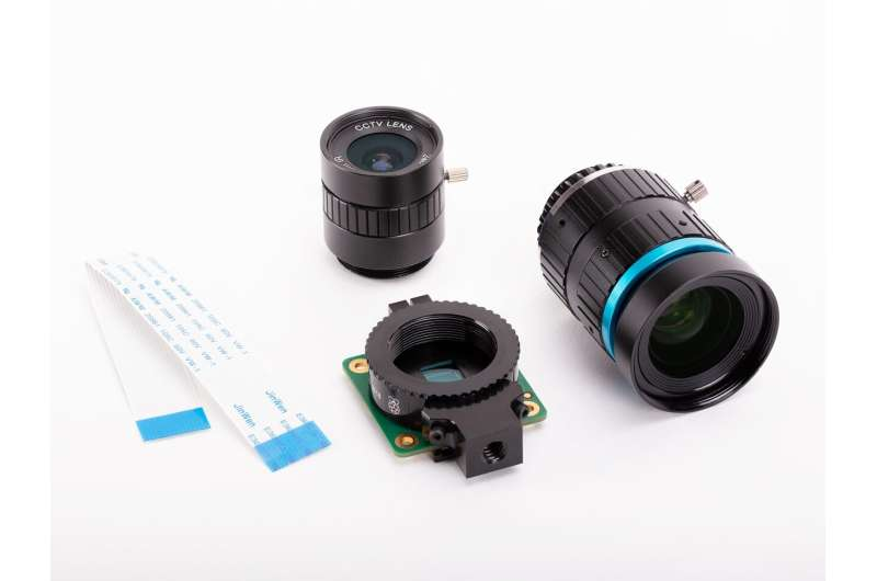Raspberry Pi unveils $50 interchangeable-lens camera board