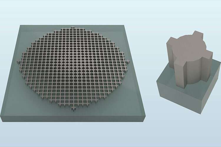 Record-breaking metalens could revolutionize optical technologies