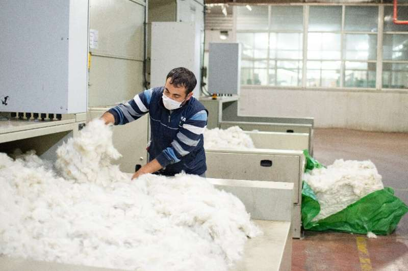 Recyclers say that are giving a new life to materials that would otherwise clog up a landfill or be burnt