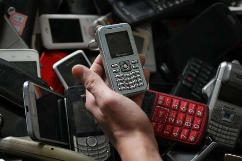 Recycling phones either gives them a new refurbished life or prevents dangerous pollutants from entering landfills