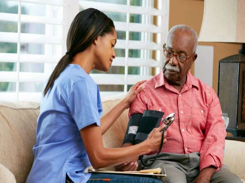 Reducing number of BP meds may be safe in some older adults