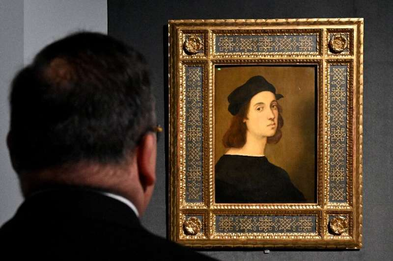 Renaissance artist Raphael died aged only 37