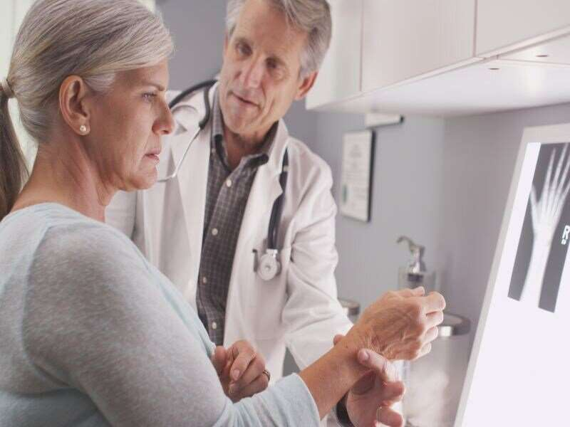 Repeat bone density tests might not be needed, study finds