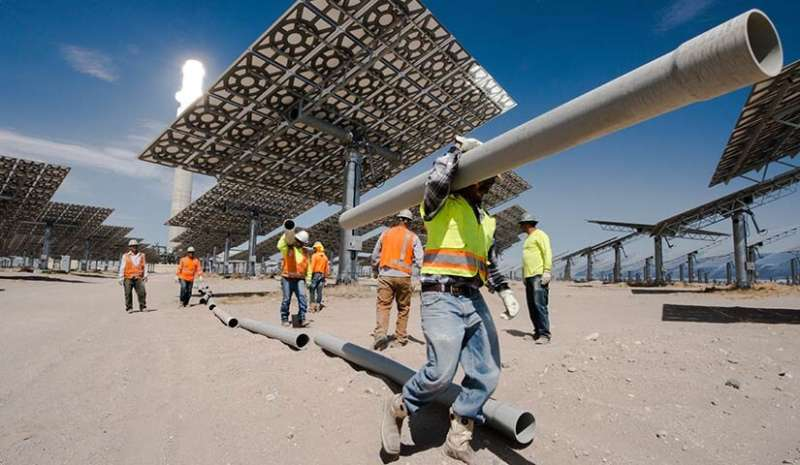 Report details best practices for concentrating solar power