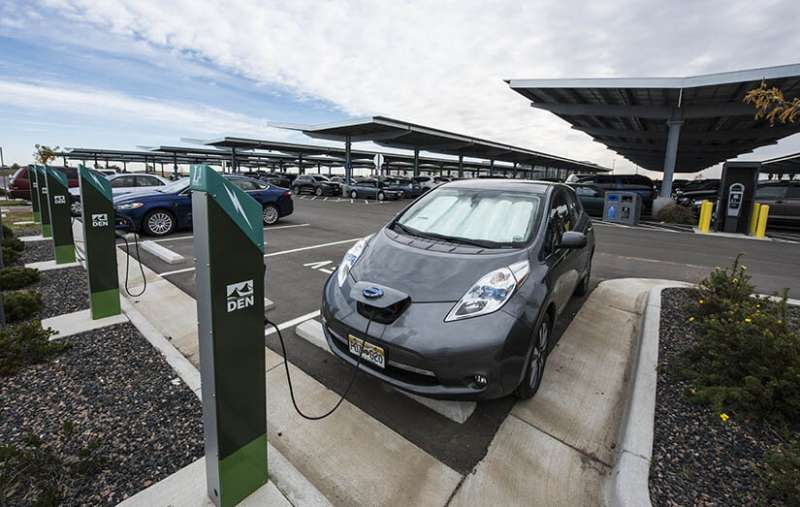 Research determines financial benefit from driving electric vehicles