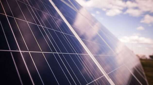 Research on metallic nanoparticles may lead to improved solar cells