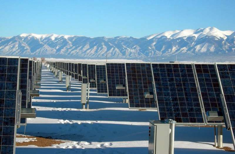Research points to strategies for recycling of solar panels