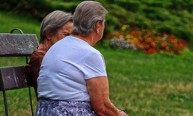 retired women