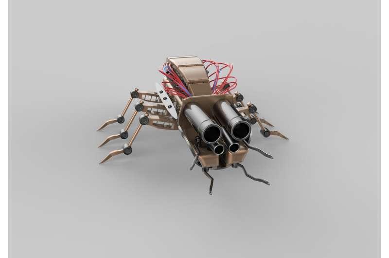 robot bug