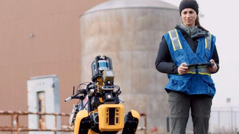 Robots autonomously navigate underground in DARPA challenge