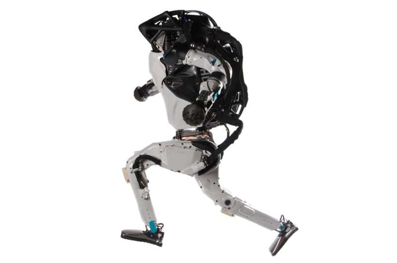 Robots with rhythm: Boston Dynamics' dancing androids a hit