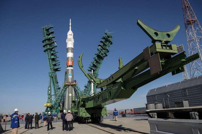 Roscosmos said the capsule had successfully gone into orbit
