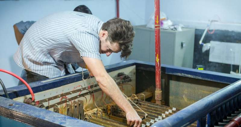 Rust offers a cheap way to filter arsenic-poisoned water