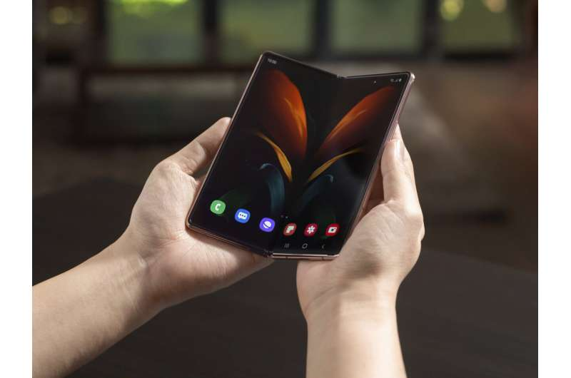 Samsung touts $2,000 foldable phone as a 'VIP' experience