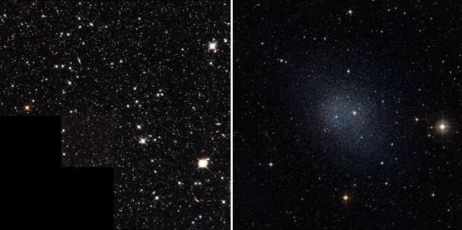 Satellite galaxies of the Milky Way help test dark matter theory