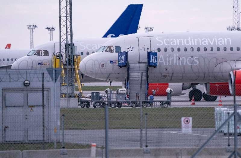 Scandinavian airline SAS has finalised its recapitalisation plan