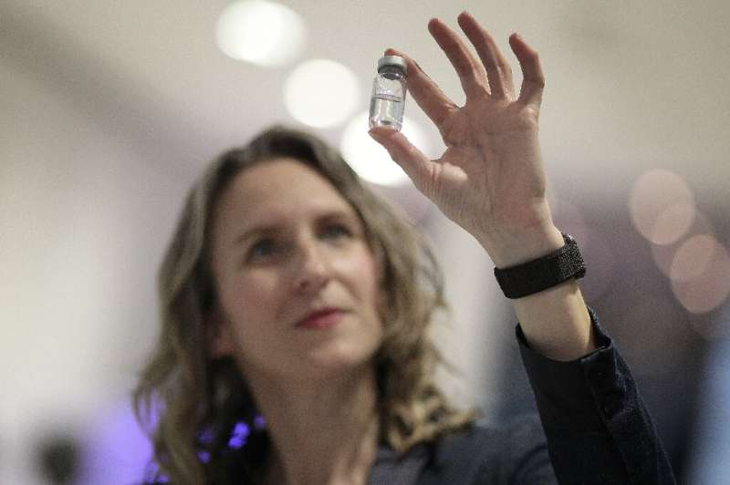 Schott says it will produce enough glass vials to hold up to two billion doses of coronavirus vaccine by the end of 2021