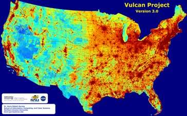 Scientist maps CO2 emissions for entire US to improve environmental policymaking