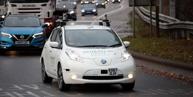 Self-driving the longest route yet