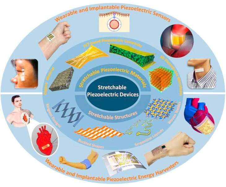 Self-powered biosensors may open up new paths to medical tracking, treatments