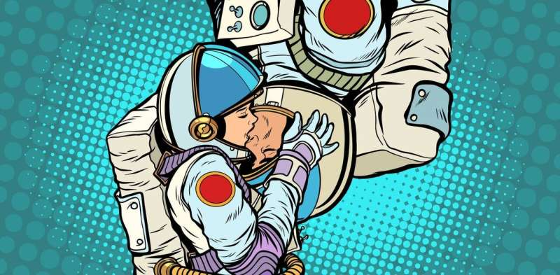 Sex in space: Could technology meet astronauts' intimate needs?