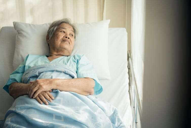 Should all aged-care residents with COVID-19 be moved to hospital? Probably, but there are drawbacks too