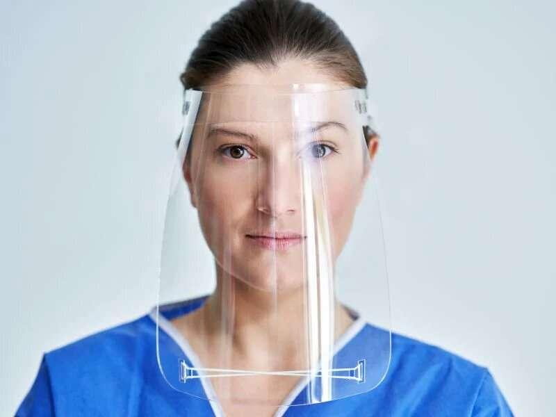 Should face shields replace face masks to ward off coronavirus?