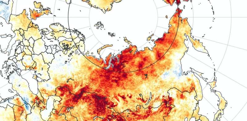 Siberia heat wave: why the Arctic is warming so much faster than the rest of the world