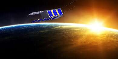 Simba CubeSat to swivel from Earth to sun to help track climate change