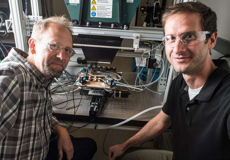 Six-junction solar cell sets two world records for efficiency