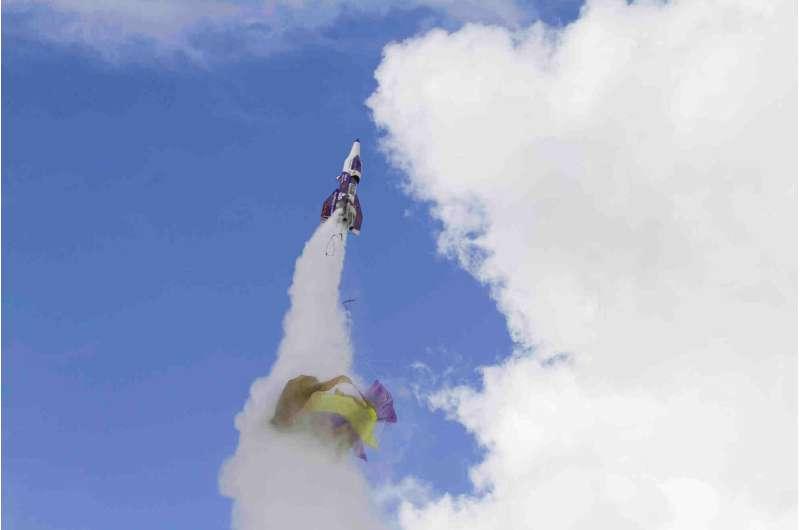 Skeptic of world being round dies in California rocket crash