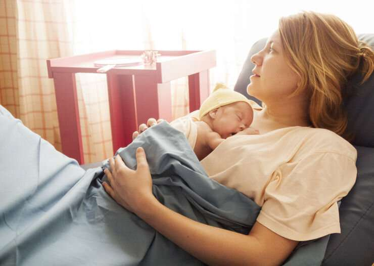 Skin-to-skin contact does not improve interaction between mother and preterm infant