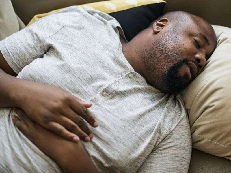 Sleeping in on weekends won't  erase your 'Sleep debt'