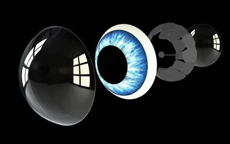Small screen tech: First look at new smart contact lens