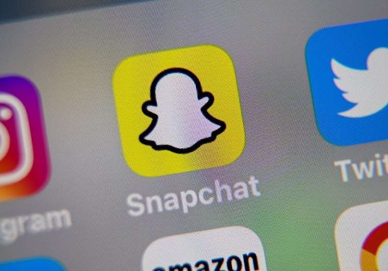 """Snapchat announced it will offer """"breaking news"""" and other new features to users of the youth-focused social network"""