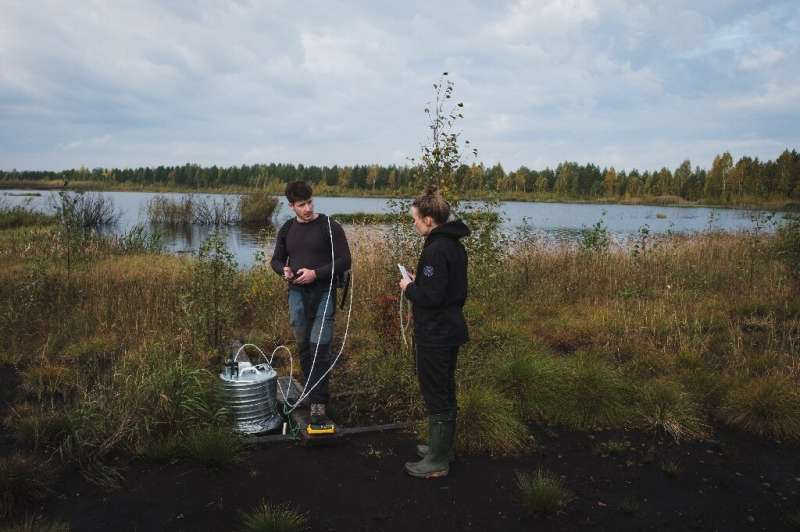 Snowchange has successfully rewilded not only Finland's Linnunsuo peat bog but 60 hectares of the surrounding water catchment ar