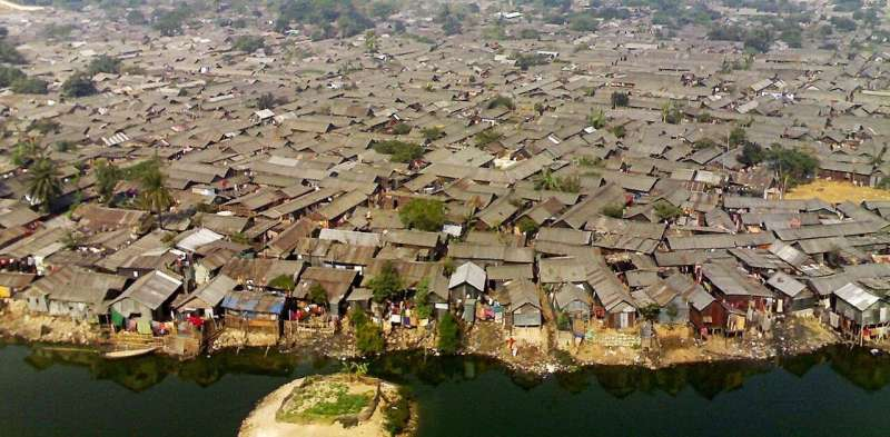 So coronavirus will change cities – will that include slums?