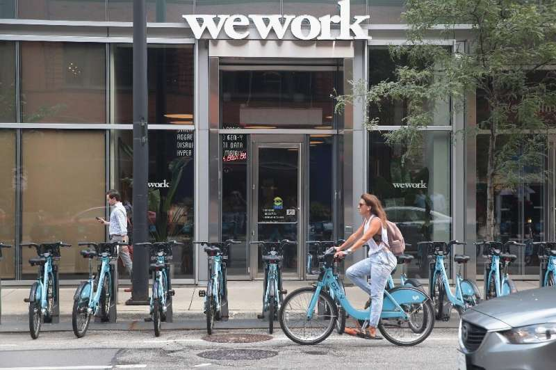 SoftBank cited the existence of 'multiple, new, and significant pending criminal and civil investigations' surrounding WeWork an