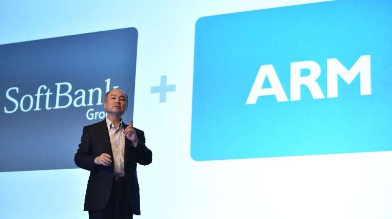 SoftBank's purchase of Arm was controversial, with some investors convinced the Japanese firm overpaid