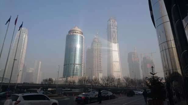 Soluble iron in skies over China's cities could create health risk, study finds