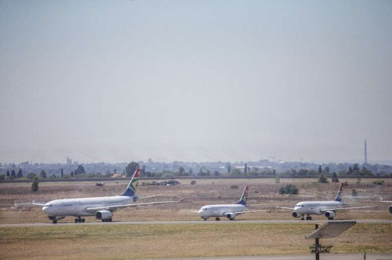 South African Airways says it may axe even more flights in order to ensure continued operations