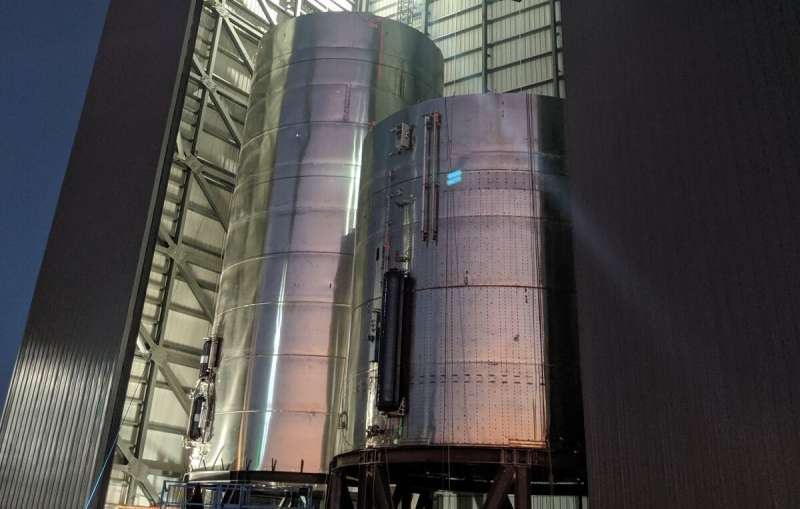 SpaceX Almost Ready to Start Testing its Third Starship Prototype. Let's Hope it Doesn't Explode