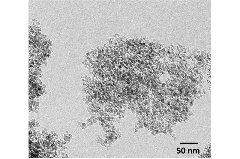 'Sparkling' clean water from nanodiamond-embedded membrane filters