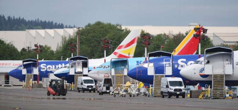 Spirit AeroSystems will furlough staff following a directive from Boeing to halt work on the 737 MAX, which remains grounded fol