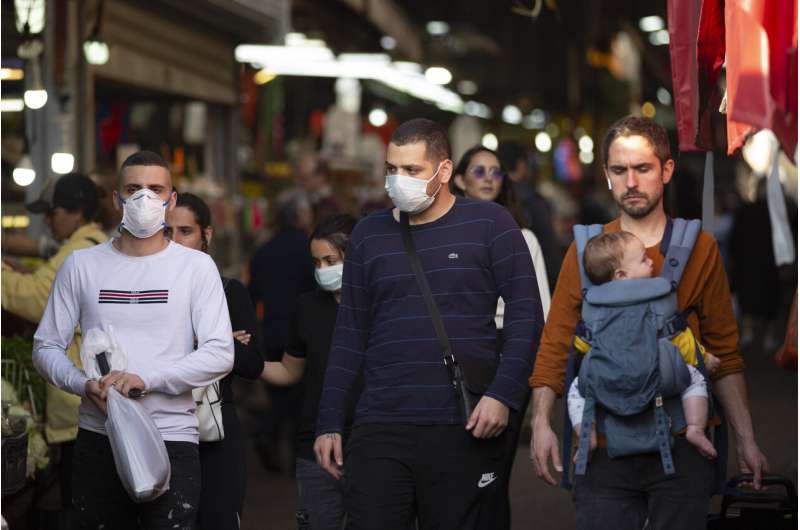 Spying on the virus: Israel secret service to track patients