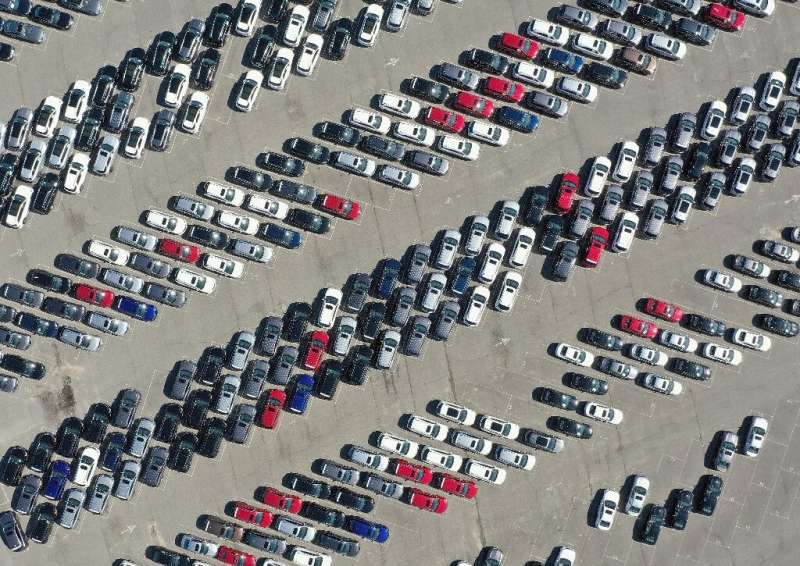 Stocks of unsold cars have been growing as lockdowns and uncertainty have stalled sales