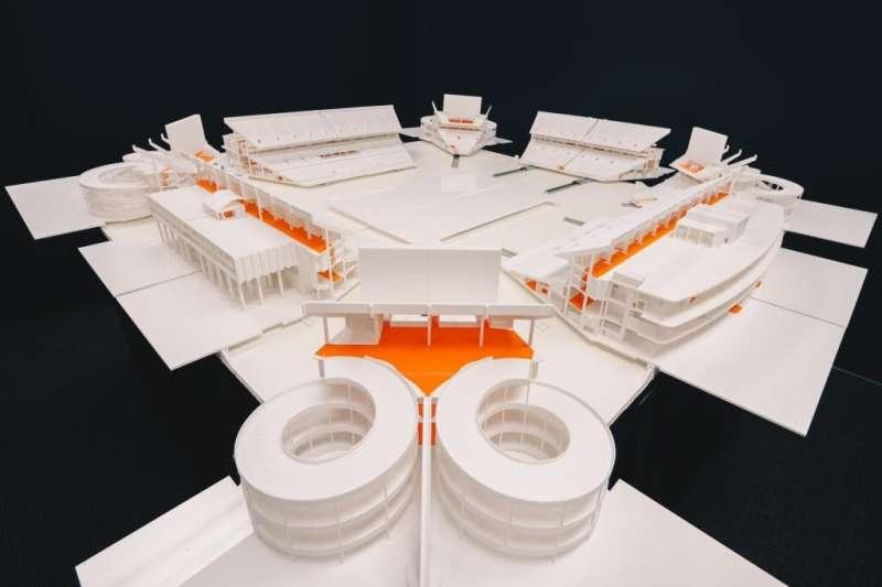 Student-designed 3-D-printed model of stadium helps police prepare for Super Bowl