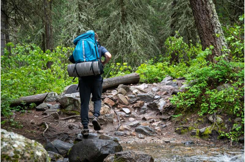 Studies suggest human wilderness connectionhaspsychological roots, could reduce disease risk