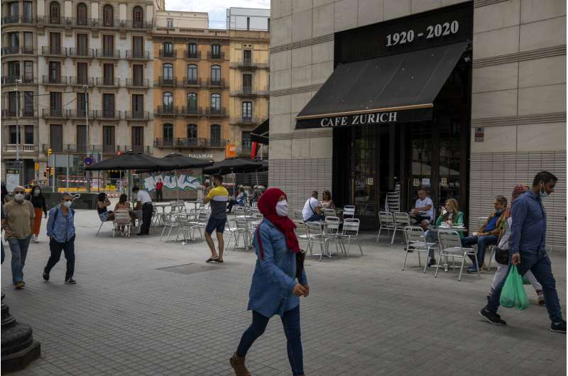 Study shows Spain far from having 'herd immunity' to virus