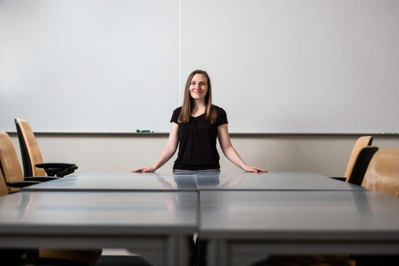 Study: Women's in-class participation, performance increase with more female peers, instructors